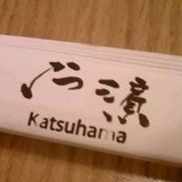 Photo taken at Katsu-Hama by John K. on 12/28/2011