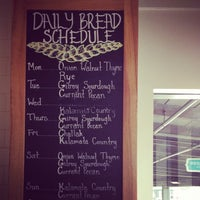 Photo taken at Mayfield Bakery & Cafe by Leslie W. on 6/30/2012