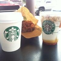 Photo taken at Starbucks by Barborka S. on 7/14/2012