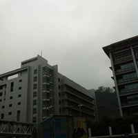 Photo taken at Bio-Informatics Centre 生物資訊中心 by cyril p. on 2/22/2012