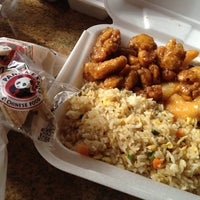 Photo taken at Panda Express by Miss V. on 12/11/2011