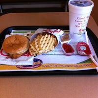 Photo taken at Chick-fil-A by Ethan S. on 9/2/2011