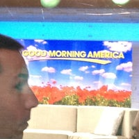 Photo taken at Good Morning America Studios by Casey on 6/28/2012