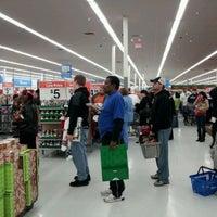 Photo taken at Walmart Supercenter by Shaun G. on 12/25/2011
