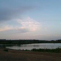 "Photo taken at Parcul ""La Izvor"" by Alexander M. on 5/9/2012"