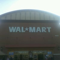 Photo taken at Walmart Supercenter by Daryl C. on 12/24/2011