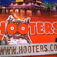 Photo taken at Hooters by Pinky L. on 4/6/2012