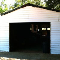 Photo taken at Shady Shed by Zach L. on 12/16/2011