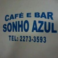 Photo taken at Sonho Azul Bar & Restaurante by Danilo M. on 9/14/2011