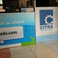 Photo taken at CIDO (Citra Digital Offset) by ima on 4/25/2012