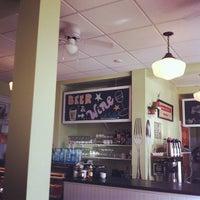 Photo taken at Salt Shaker Deli by Kimberly S. on 10/29/2011