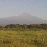 Photo taken at Mount Kilimanjaro by Bonface I. on 6/8/2012