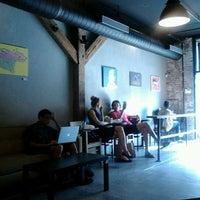 Photo taken at Modca by Mariya G. on 8/30/2012