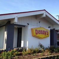 Photo taken at Denny's by Joey S. on 11/20/2011