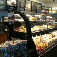 Photo taken at Starbucks by Stanley A. on 11/10/2011