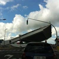 Photo taken at Scheepsdalebrug by Jeroen S. on 8/6/2012