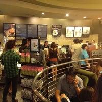 Photo taken at Starbucks by NongNou on 7/18/2012