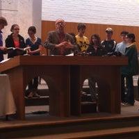 Photo taken at Lakeside Congregation by Deborah H. on 4/24/2011