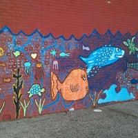 Photo taken at Fishtown Rec Center by jason on 1/1/2012