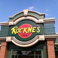 Photo taken at Rockne's by Matthew W. on 8/5/2011