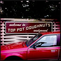 Photo taken at Top Pot Doughnuts by Rob L. on 6/20/2012