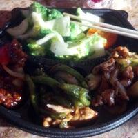 Photo taken at Panda Express Gourmet Chinese Food by Scott V. on 7/24/2012