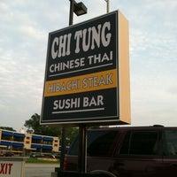 Photo taken at Chi Tung Restaurant by Geoffrey C. on 8/6/2011
