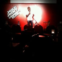 Photo taken at Joke Joint Comedy Club by Chad J. on 9/8/2011