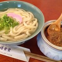Photo taken at 味愉嬉食堂 by Masaki N. on 6/7/2012