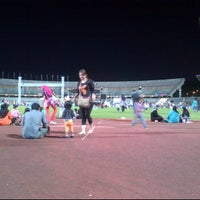 Photo taken at stadium ipoh by Nazihah Z. on 12/24/2011