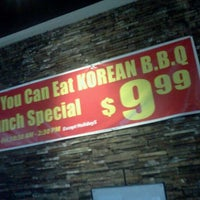 Photo taken at Goong Korean Bbq 궁 by Christopher R. on 12/12/2011