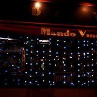 Photo taken at Mondo Vino by Filip B. on 12/30/2011