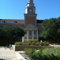 Photo taken at University of North Texas by Angel R. on 8/5/2011