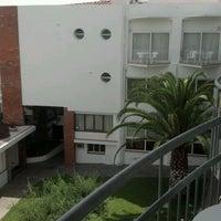 Photo taken at Hotel Port Bo Calella De Palafrugell by Pedro C. on 7/3/2012