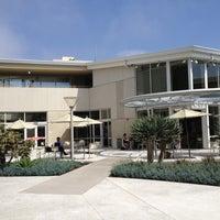 Photo taken at Santa Monica Public Library - Main by misatoast on 7/11/2012