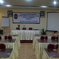 Photo taken at Hotel desa puri by Lenna M. on 9/27/2011