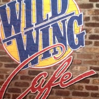 Photo taken at Wild Wing Cafe by Jennifer F. on 7/23/2012