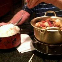 Photo taken at New Peking Chinese Restaurant by Taylor H. on 9/12/2011