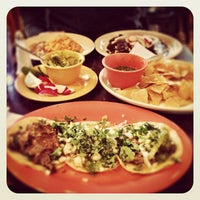 Photo taken at Tacos Matamoros by Michelle Y. on 2/4/2012
