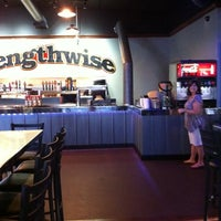 Photo taken at Lengthwise Pub by Judy D. on 9/15/2011