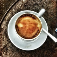 Photo taken at Coffee Factory by Mikkel W. on 7/3/2012
