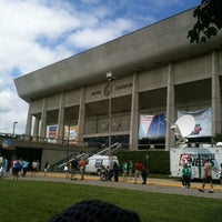 Photo taken at James H. Hilton Coliseum by Tim R. on 8/13/2011