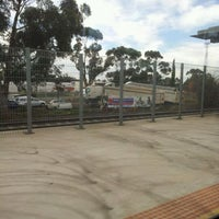 Photo taken at Craigieburn Station by Bever B. on 4/30/2012