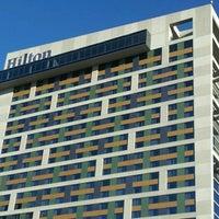 Photo taken at Hilton Americas-Houston by Kevin L. on 1/11/2012