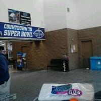 Photo taken at Walmart Supercenter by Angela G. on 2/4/2012