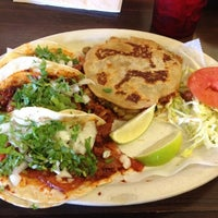 Photo taken at Taqueria El Jaliciense by NICK S. on 4/6/2012