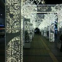 Photo taken at Suwon Stn. by Yongsuk H. on 12/12/2011
