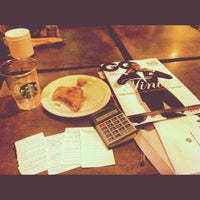 Photo taken at Starbucks by Derek A. on 9/6/2012