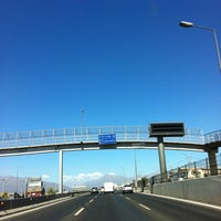 Photo taken at Autopista Vespucio Sur by Wanderlei C. on 3/3/2012