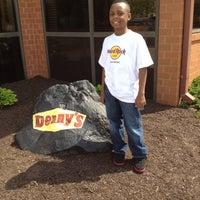 Photo taken at Denny's by Greta R. on 4/15/2012